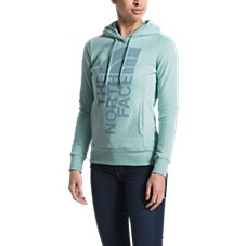 The North Face Trivert Patch Long-Sleeve Hoodie for Ladies
