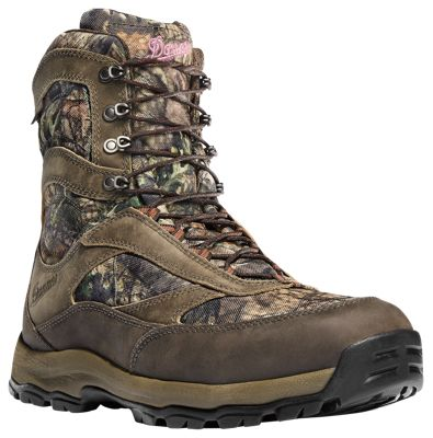 Danner High Ground 8'' GORE-TEX Hunting Boots for Ladies - Mossy Oak Break-Up Country - 5M thumbnail