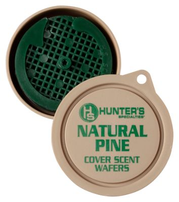 Hunter's Specialties H.S. Scents Primetime Cover Scent Wafers - Natural Pine thumbnail