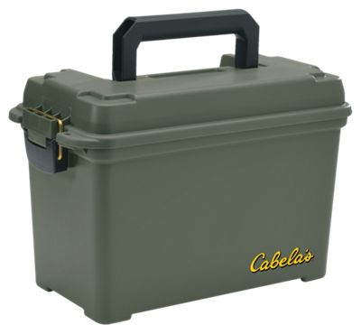 Cabelas Dry Storage Ammo Can Green