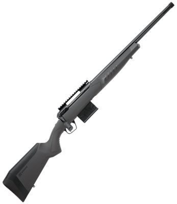 Savage 110 Tactical Bolt-Action Centerfire Rifle – .308 Winchester