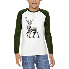 Bass Pro Shops Buck Long-Sleeve T-Shirt for Toddlers or Kids