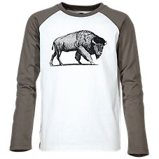 Bass Pro Shops Buffalo Long-Sleeve T-Shirt for Toddlers or Kids