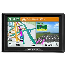 Garmin Drive 51 LM Personal GPS Navigator with Driver Alerts Image