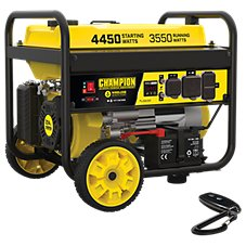 Champion Power Equipment 3550W Weekender Portable Generator with Remote Start