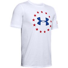Under Armour Freedom Logo T-Shirt for Men Image
