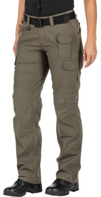 5.11 Tactical ABR Pro Pants for Ladies - Ranger Green - 10 thumbnail