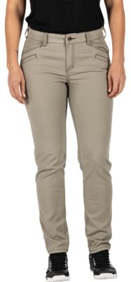 5.11 Tactical Avalon Pants for Ladies - Stone - 10 thumbnail