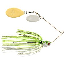 BOOYAH Covert Series Double Indiana Spinnerbait