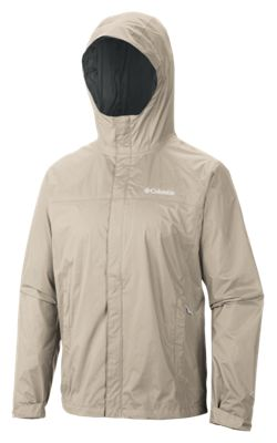 Columbia Watertight II Jacket for Men - Fossil - S