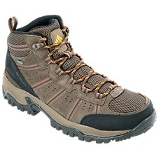 Columbia Grants Pass Waterproof High-Top Hiking Boots for Men Image