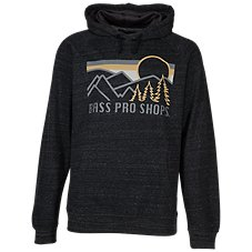 Bass Pro Shops Sunrise Long-Sleeve Hoodie for Men Image