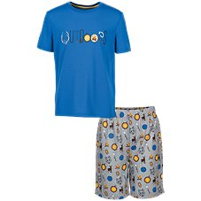 Bass Pro Shops Outdoors 2-Piece Pajama Set for Toddlers or Kids