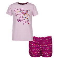 Bass Pro Shops Let Your Dreams Take Flight 2-Piece Pajama Set for Toddlers or Kids