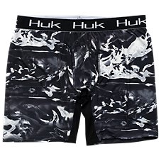 Huk Mossy Oak Boxer Briefs for Men