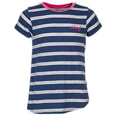 Bass Pro Shops Ahoy Stripped Swing Short-Sleeve T-Shirt for Toddlers or Girls