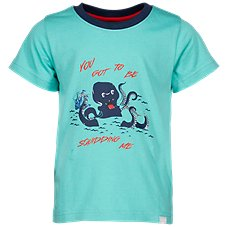 Bass Pro Shops Crew Squid Short-Sleeve T-Shirt for Toddlers or Kids