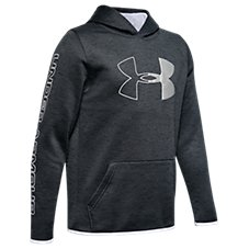 Under Armour Armour Fleece Color-Pop Branded Hoodie for Kids Image