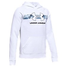 Under Armour Rival Hoodie for Kids Image