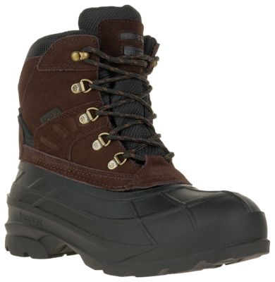 Kamik Fargo Insulated Pac Boots for Men