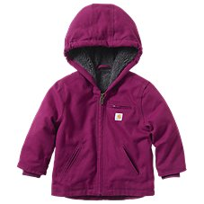 Carhartt Sierra Sherpa Lined Jacket for Babies or Toddlers Image