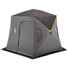 Cabela's 5-Sided Pop-Up Thermal Ice Shelter Image