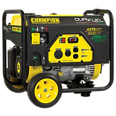 Champion Power Equipment 3500W Dual Fuel Generator
