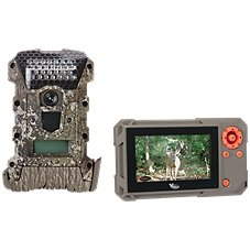 Wildgame Innovations Wraith 16 Trail Camera with Viewer Combo Image