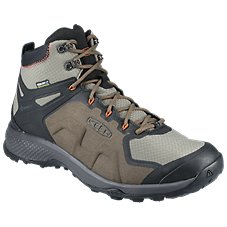 KEEN Explore Mid Waterproof Hiking Boots for Men
