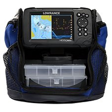 Lowrance HOOK Reveal 5 Ice Machine Fish Finder/Chartplotter