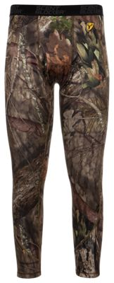 Blocker Outdoors Scentblocker Underguard Base Bottoms for Men - Mossy Oak Break-Up Country - S thumbnail