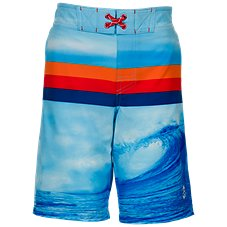 Free Country Great Wave Board Shorts for Boys
