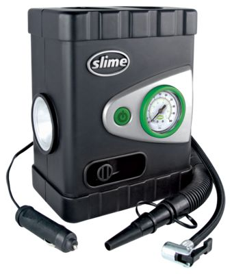 Slime Deluxe All-Purpose Tire and Raft Inflator