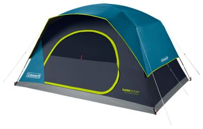 Coleman Dark Room Skydome 8-Person Camping Tent
