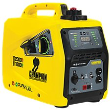 Champion 2000W Dual-Fuel Inverter Generator