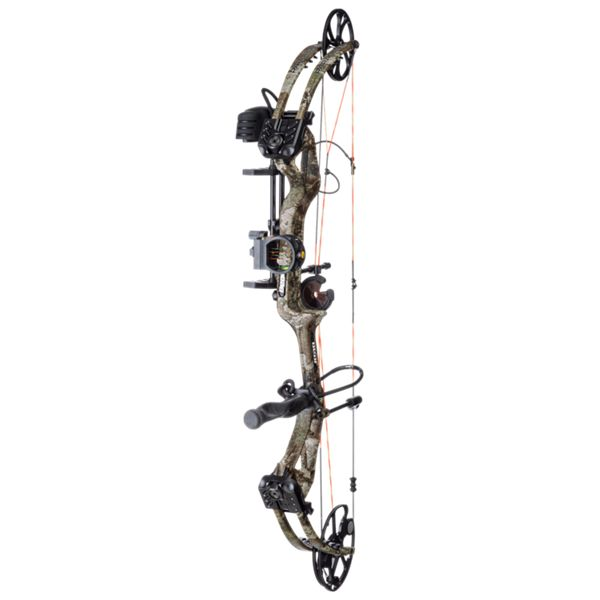 Bear Archery Paradox RTH Compound Bow Package - 55-70 lbs - Left Hand thumbnail