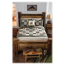 White River Canyon Creek Bedding Collection Quilt Set Image