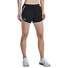 Under Armour Fly-By 2.0 Shorts for Ladies Image