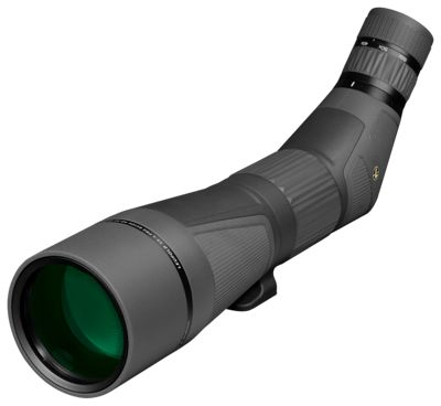 Leupold SX-4 Pro Guide HD Spotting Scope – 20X-60X – 85mm – Angled
