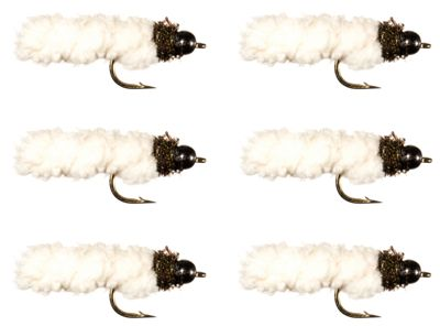 Cabela's Mop Fly - Oyster White
