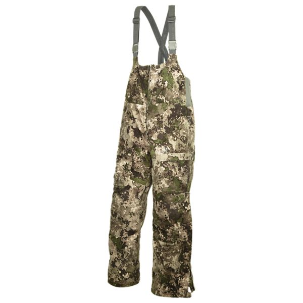 Cabela's Instinct Stand Hunter Bibs for Men with SCENTINEL Scent Control Technology and 4MOST DRYPLUS - TrueTimber VSX - 3XL thumbnail