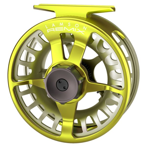 Waterworks Lamson Remix Fly Reel - Sublime - 6/7/8