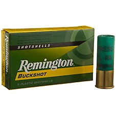 Remington Express Buckshot Shotshells