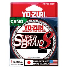 Yo-Zuri SuperBraid 8 Braided Line Image