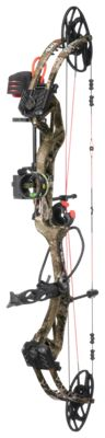 BlackOut Epic Compound Bow Package - 45-60 lbs. - Left Hand - TrueTimber Strata thumbnail