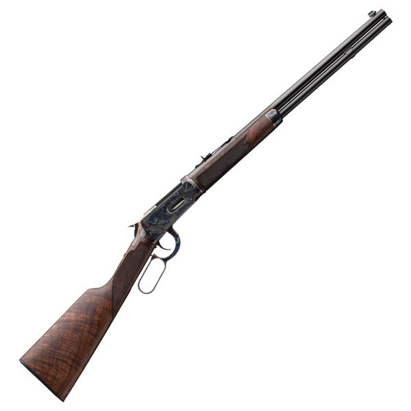 Winchester 1894 Deluxe Short Rifle Lever-Action Centerfire Rifle thumbnail