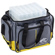 Bass Pro Shops Deluxe Fisherman Series Tackle Bag Image
