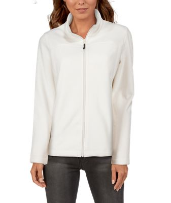 Natural Reflections Full-Zip Fleece Jacket for Ladies - Pristine - L