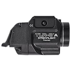 Streamlight TLR-8A Flex Tactical Light with Laser Image