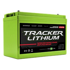Tracker Lithium Super High Output Lithium Marine Battery Image